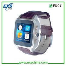 wholesales GPS smart watch IP67 waterproof MTK6572 watch phone dual core mobile