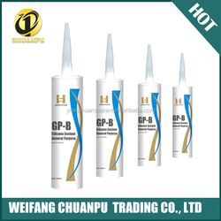 Fast Cure Acetoxy Silicone Sealant with high quality