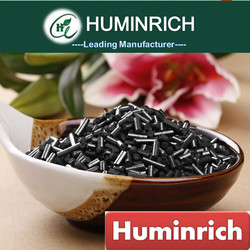 Huminrich Pest Resistance Finest Organic Materials Available Column Granular Potassium Humate Soil Amendments