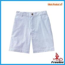 custom wholesale seersucker shorts for men