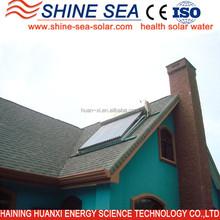 2015 Best Selling Hot Water heater calentador solar no presion for Mexico,Jordan,India Market