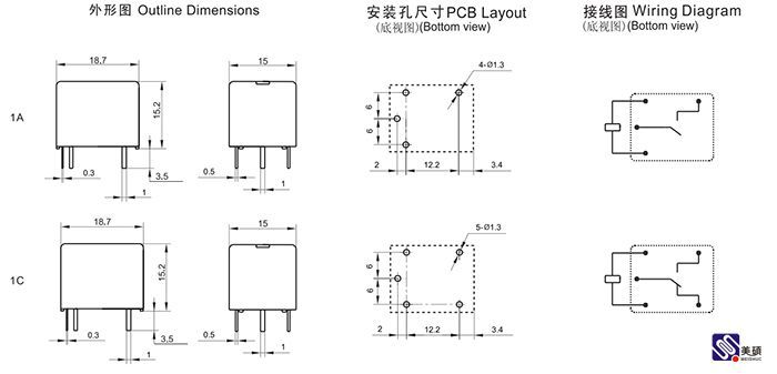 mini relay wiring diagram schematic diagram electronic schematic rh selfit co Bosch 5 Pin Relay Diagram 5 Pin 12V Relay Diagram