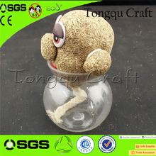 Eco friendly corporate branded items grass head guys promotional gift company , promotion in business