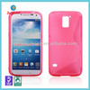 2014 HOT NEW soft cystal s line tpu case for samsung galaxy i9600 S5