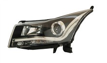 quality led headlight captiva led 12V 0163