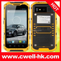 Waterproof Rugged Phone Land Rover A9 - Rugged Phone Land Rover A9 Android 4.2 Ip68- Android Cell Phone 4.3Inch Touch Screen NFC