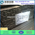de hierro galvanizado especificación de la tubería