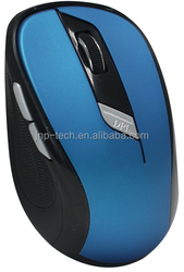 Portable 1600 cpi USB 2.4g RF Wireless Optical Mouse