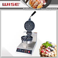 Top Quality Electric Thick Waffle Maker For Commercial Use