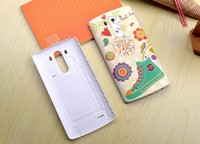 Moible Phone Accessories Color Print Frosted PC Case For LG G3