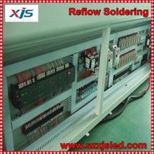 Macchina di saldatura reflow con 8 zona di riscaldamento per la lampadina a led/tubo/pannello luce