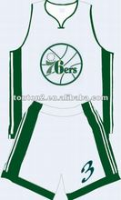Fashion style basketball wear