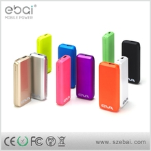 Established in 2006, all our products bear CE, FCC and RoHS marks ebai 2600mah 5600mah power bank