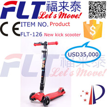 Promotion CE tested kick scooter the best toy for kids