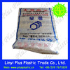 sugar bag 100kg tubular plastic bag with PE liner bag