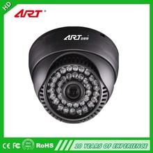 1/4 Color CMOS 800TVL cctv security camera set with IR-cut