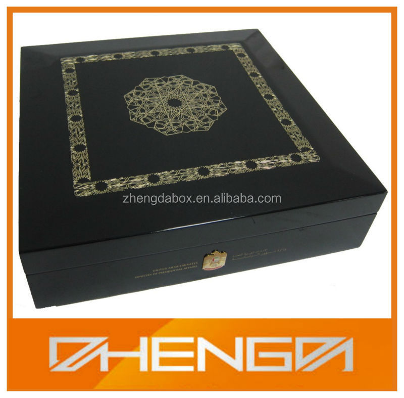 HOTSALE Customized Made-in-China Fruit Vegetable Wooden Boxes(ZDW13-H219)
