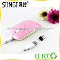 2.4G Wireless Mouse No Battery