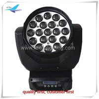 Alibaba Online wholesale decorative lighting 19x10w zoom led moving head wash