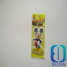 good cotton paper air fresheners flavour dispenser for car