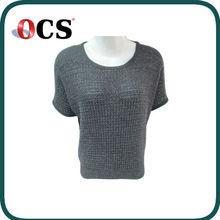 tejido de punto señora suéter suéter