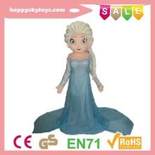 Funny kid toys!!!Hot selling frozen elsa mascot costume,elsa mascot costume,elsa mascot