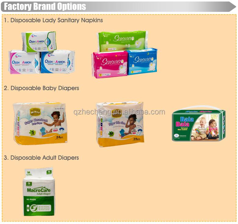 Impressos personalizados de Plástico Das Fraldas Fralda Do Bebê Fabricantes na Turquia