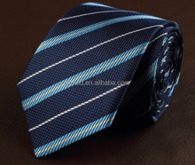Wholesale Polyester Woven Stripe Necktie