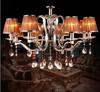 2014 Lampholder crystal pendant antique crystal chandelier table lamp