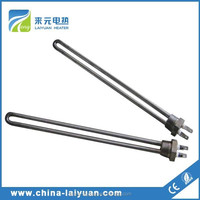 SS201 6kw heat water flange immersion heater