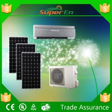 24v 12000btu electric water solar hybrid air cooler& heater energy saver