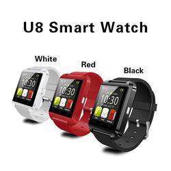 Cheap 8.58$ MTK6260 bluetooth smart watch U8 smart watch