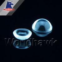 Precision UV Fused Silica Aspheric Lenses