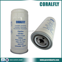 high quality LF4017 best rated oil filters
