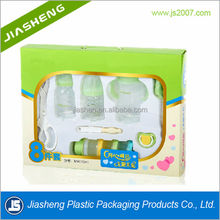 korea baby products packaging box insert