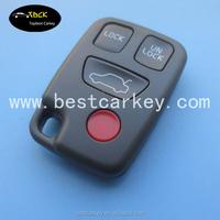 Big Discount 4 button remote control case for volvo key case for volvo keys