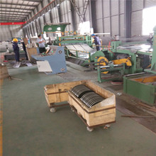 hot galvanized steel strips coil GI /slitting strips man moved stee strip/PPGI