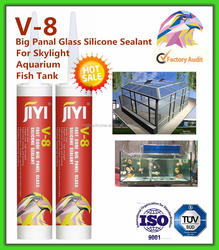 China silicone sealant & adhesive/acetic cure silicone sealant/transparent silicone sealant