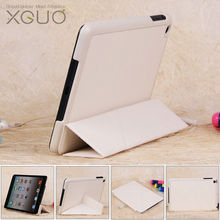 White stand PU Leather Case Cover for Apple iPad Mini 7.9' Tablet basketball sport design PU leather protective cover