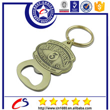 superior quality metal wine bottle opener with ring for promotion