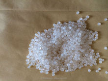 SINOPEC Virgin & recycled LDPE white &black granules, recycled plastic granules