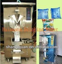 Factory of sachet water filling machine/sachet water packing machine