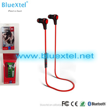 2015 China Neckband Bluetooth stereo earphone headphone 16-YEAR-OLD supplier OEM/ODM