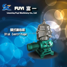 Liaoning Fuyi Production Low price high performance stainless disc centrifuge separator