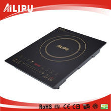 Best Quality Black Crystal Plate Induction Cooker with Lowest Price for Korea Market