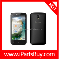 dropship Lenovo A830 5 Inch IPS Screen Android OS 4.2 Smart Phone, MT6589 1.2GHz Quad Core, WCDMA&GSM Network(Black)