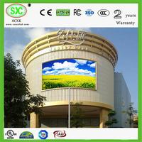 outdoor RGB waterproof P16 led big screen /led billboard supplier