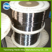 nichrome heating electric wire Cr20Ni80 for dc heating wire