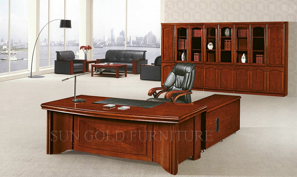 Classic Design Mdf Wood Painting Office Desk Sz Od532
