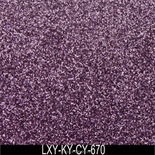 PU glitter Wallpaper Glitter, colorful glitter leather for bag or shoes